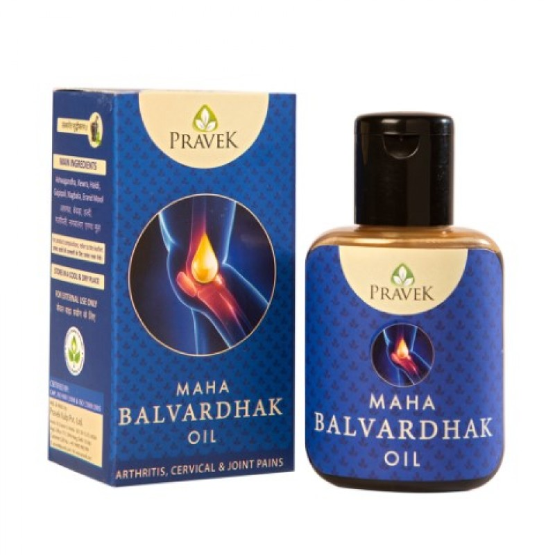 Pravek Mahabalvardhak Tail 50ml