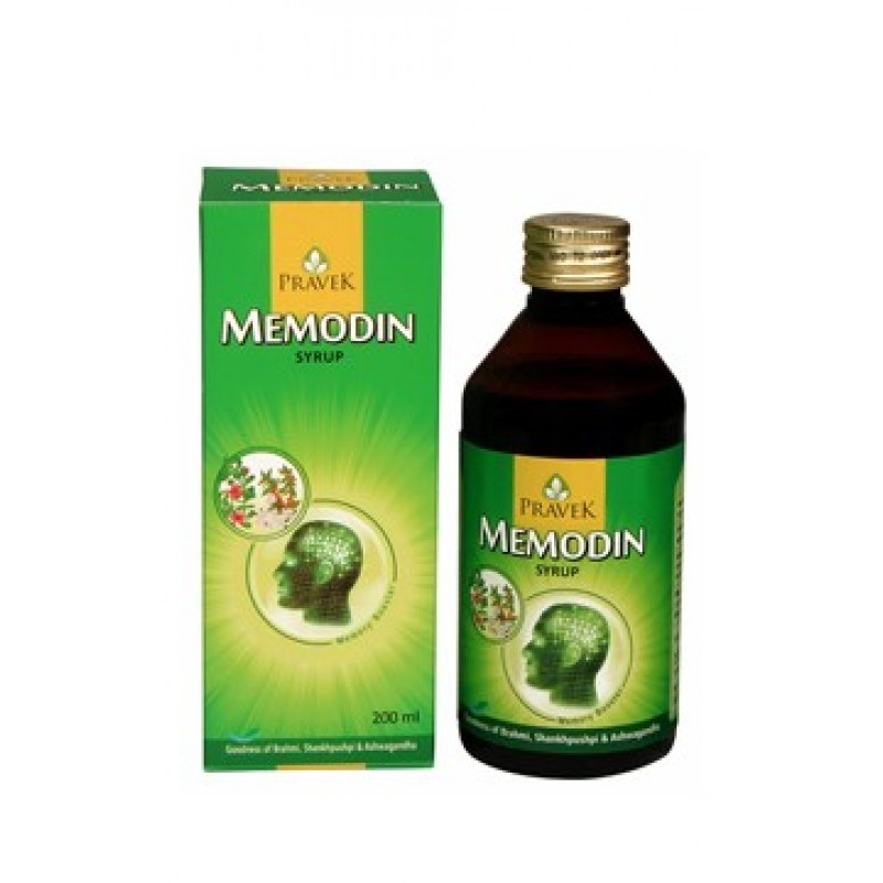 Memodin Syrup 100 ml