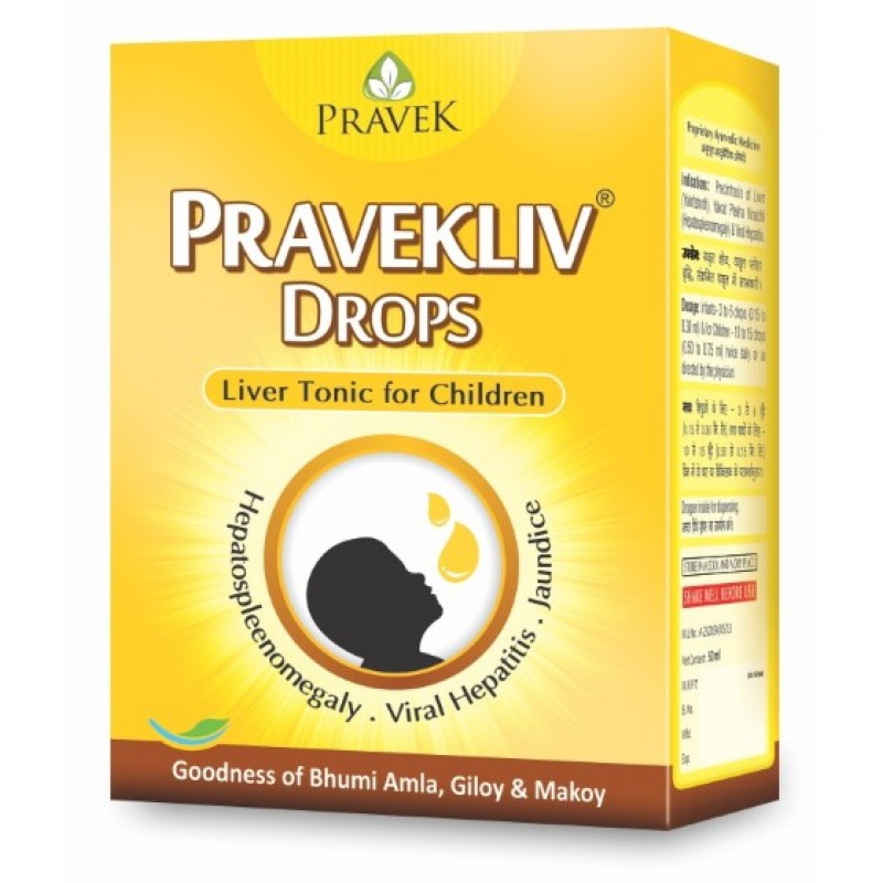 Pravekliv Drops 50ml