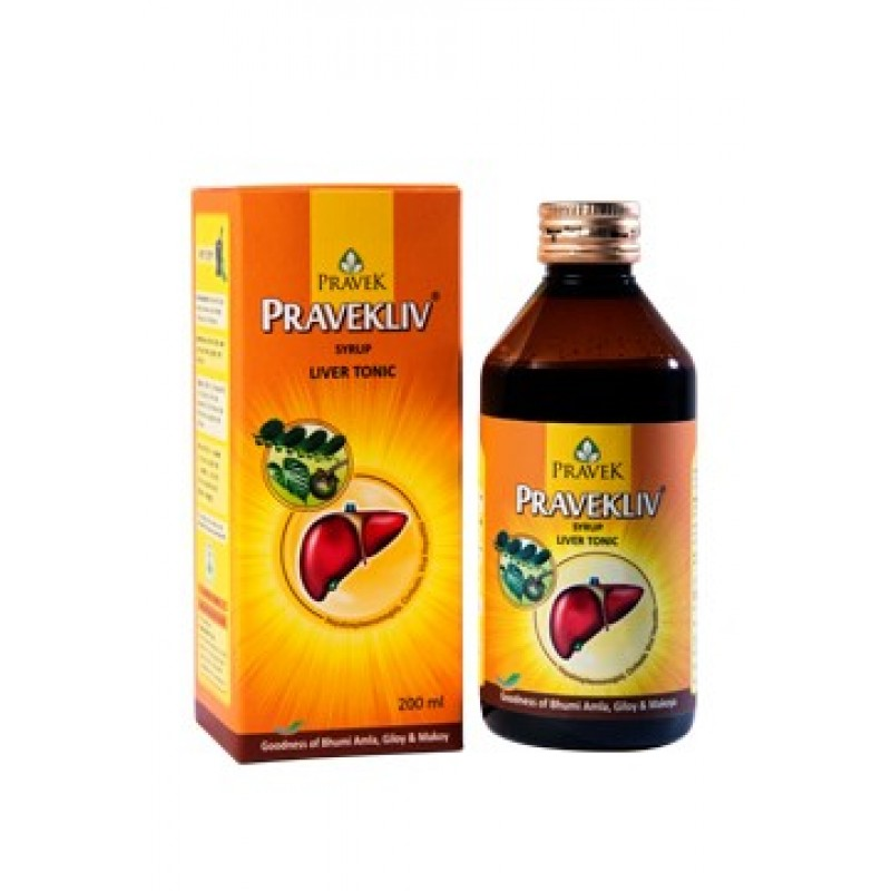Pravekliv Syrup 200 ml