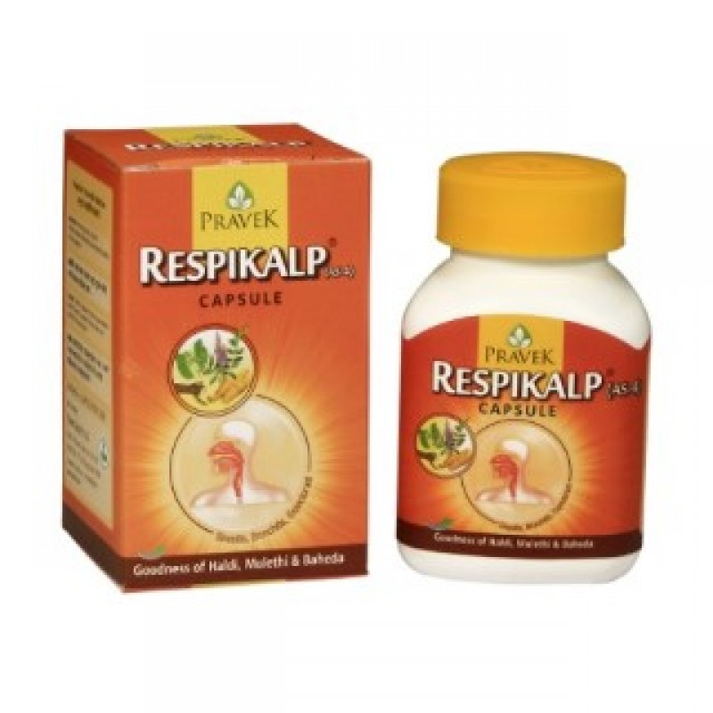 Respikalp AS-4 30 tab