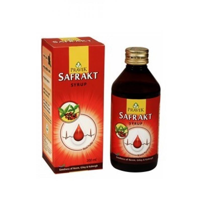 Safrakt Syrup 200 ml