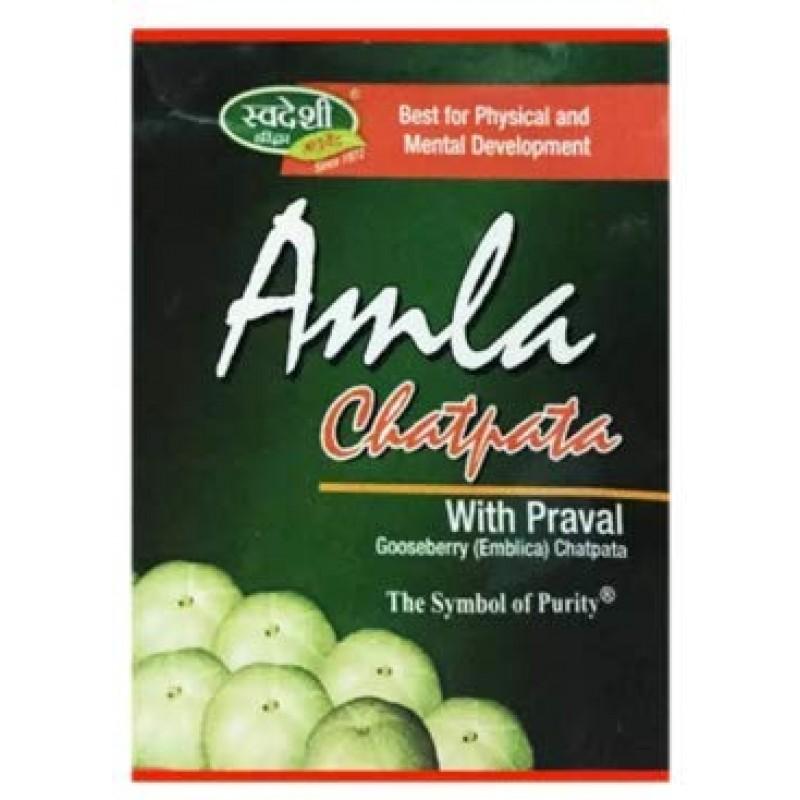 Amla Candy Chatpata Swadeshi 500gm