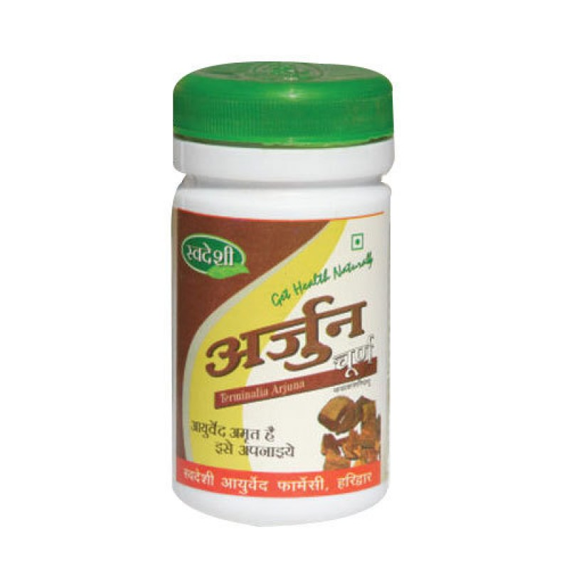 Arjuna Churna Swadeshi 100gm
