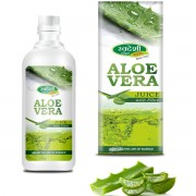 Aloevera Juice Fiber Swadeshi 1000ml