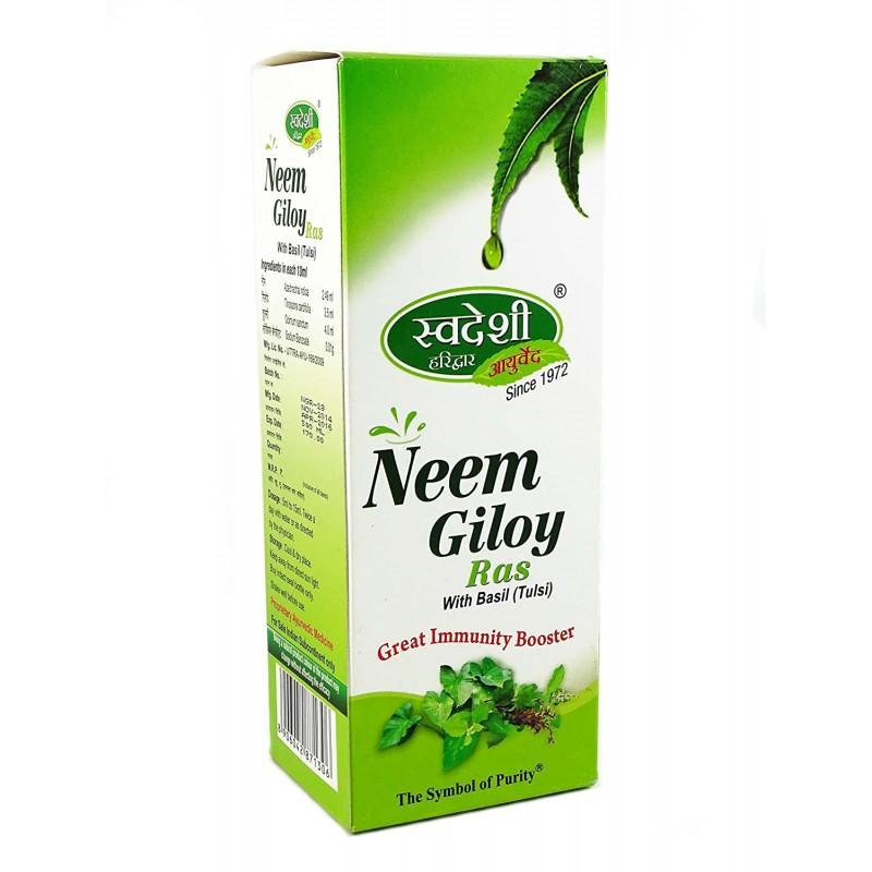Neem Giloy Ras Swadeshi 500ml