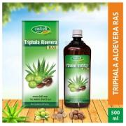 Triphala Aloevera Ras Swadeshi 500ml