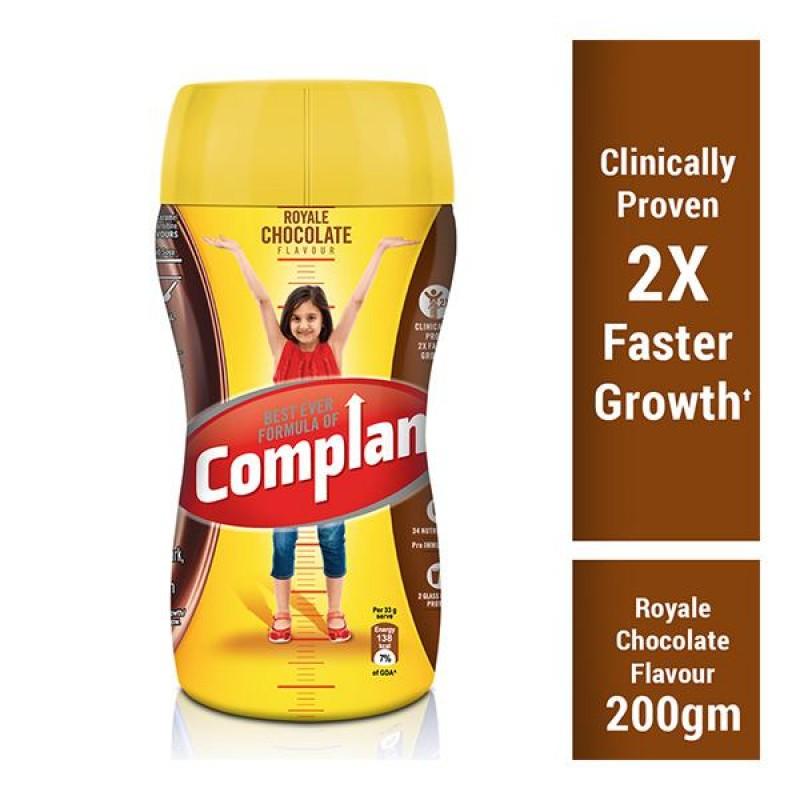 Complan Choco Jar 200gm