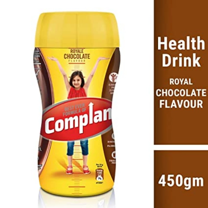 Complan Choco Jar Zydus Wellness - Heinz 500gm