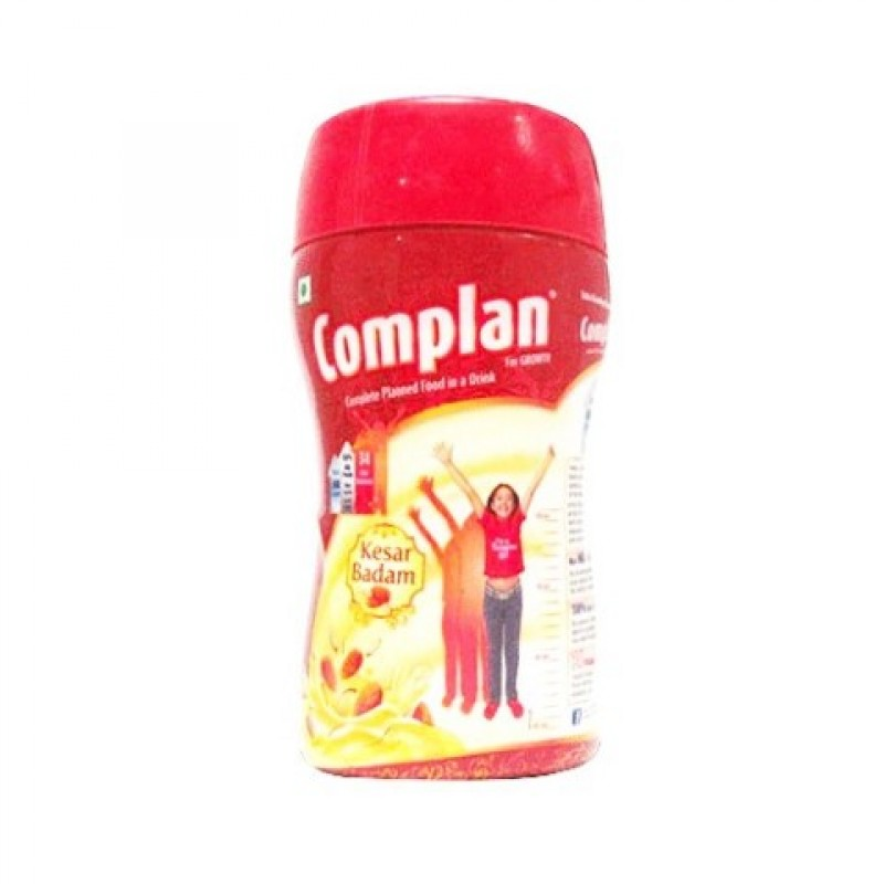 Complan Kesar Badam Jar Zydus Wellness - Heinz 200gm