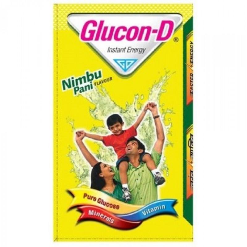 Glucon D Lime Zydus Wellness - Heinz 100gm
