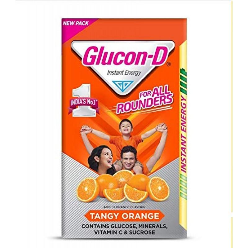Glucon D Orange Zydus Wellness - Heinz 100gm