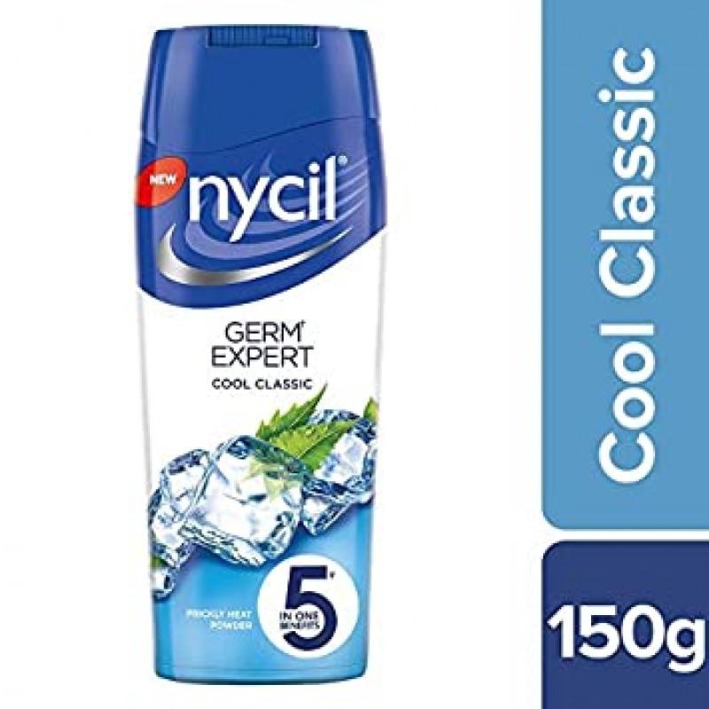 Nycil Powder Cool Classic 150gm
