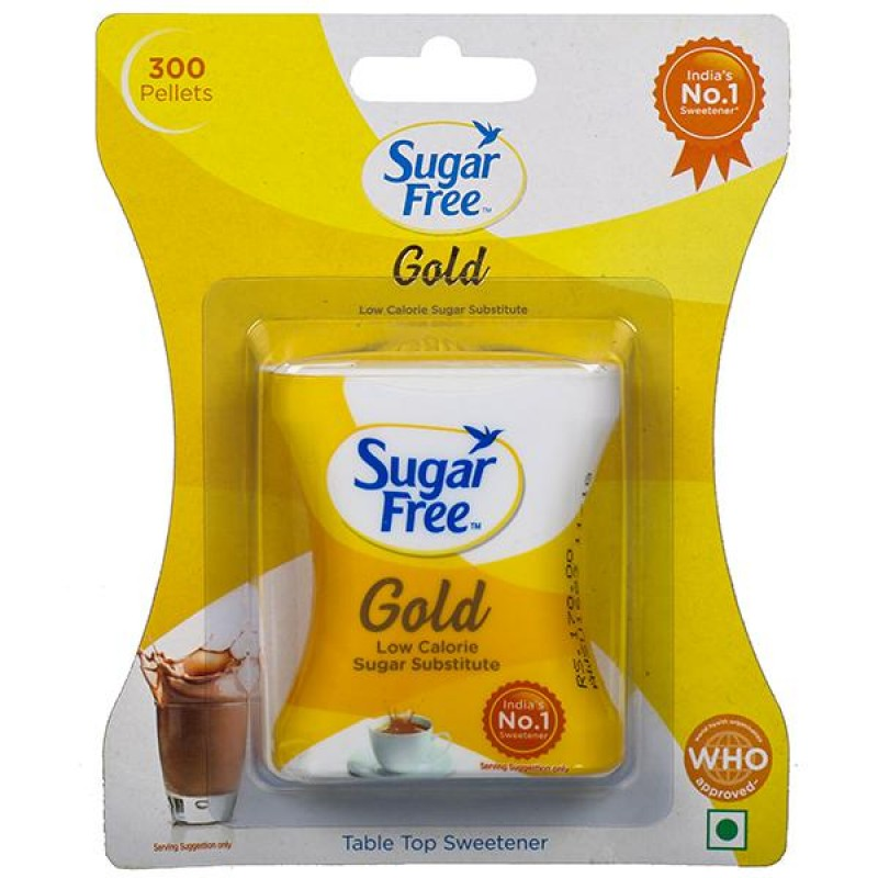 Sugarfree Gold 110Tab