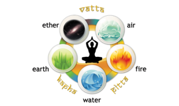The 3 Doshas - Theory of Ayurveda